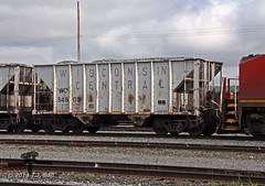 WC 34003 (Ramblings From The 4th Concession) Tags: railcar wisconsincentral cnrail canonrebelxsi capreolont canon18135stmlens