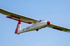 SP-2867 (~marek krawczyk) Tags: poland polska glider pirat lodz łódź szybowiec epll lcj szd30 lodzairport łódźlublinek aeroklubłódzki sp2867