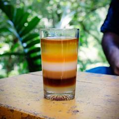 satrong cha a.k.a. seven layered tea (a5if) Tags: usaid tea cha sylhet bangladesh srimongal srimangal crel srimongol srimangol lawacharanationalpark lawacharaforest tearesort bangladeshitea sevenlayeredtea sathrongcha
