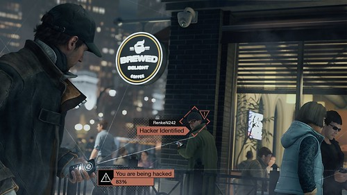 Video Watch Dogs 14 Minutes Gameplay Demo (PS4, XBOX ONE, WII U, PC)