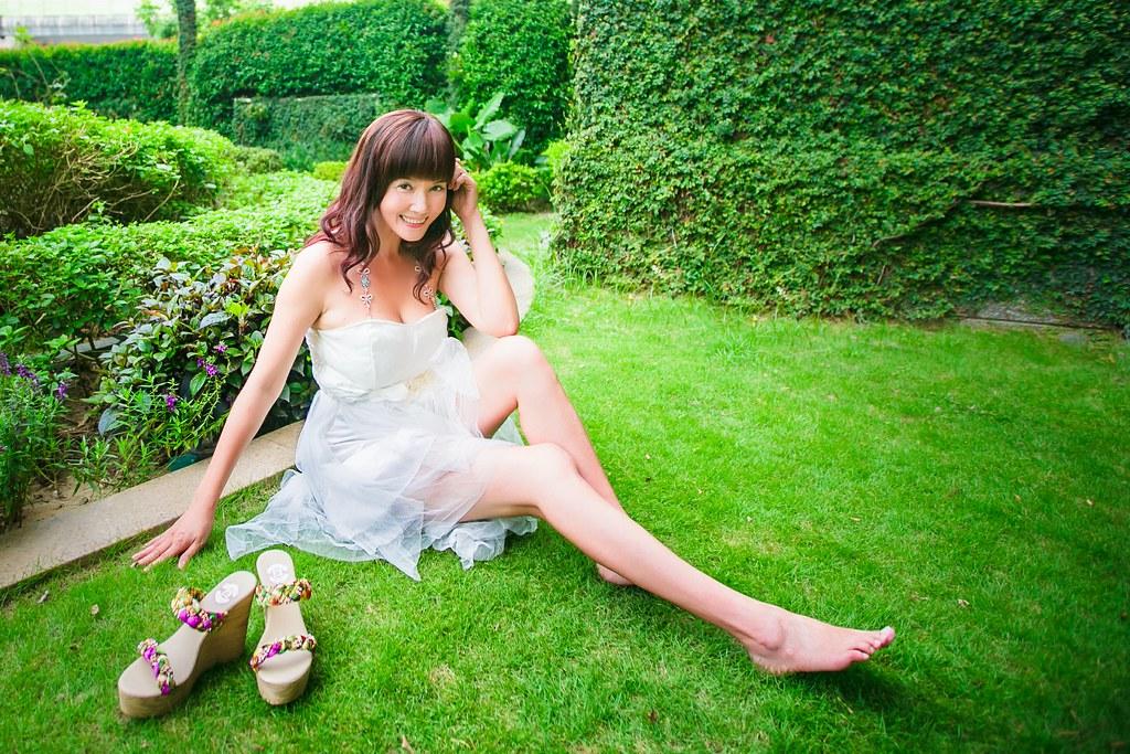 丁國琳 當伴娘