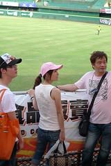P1000649 (celeste_mer) Tags: 棒球 台南棒球場 2009年