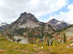 Maple Pass Loop (Frisco Mountain, Washington)