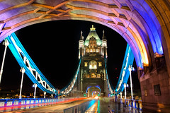 tower bridge hdr.jpg (Andrew Fusek Peters) Tags: longexposure london architecture towerbridge cityscape nightshot nightshoot londonnight sigma1770c