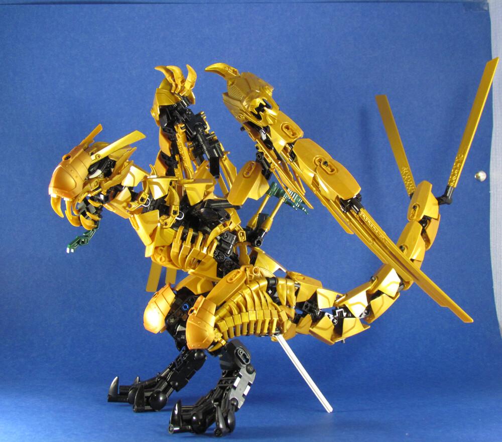 Lego Ninjago Dragon The World's...
