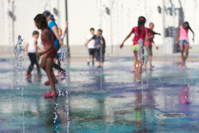Water and Play