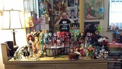 Clean Dresser! (KristacianTheMermang) Tags: me dolls setup dresser figures flickrandroidapp:filter=none