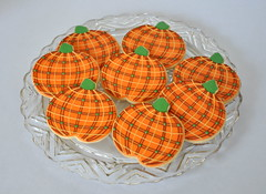 Plaid Pumpkin Party!