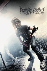 Rotting Christ (svartseir.photography) Tags: rotting metal christ sakis tolis