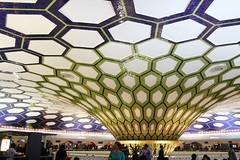 Abu Dhabi Airport (Benny2006) Tags: travel lights uae terminal sigma1850 abudhabiairport canon40d
