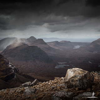 Torridon #4 (The Valley of the Lost)