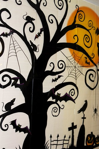 Bat Rat Tree