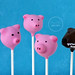 "Three Little Pigs & Big Bad Wolf Cake Pops • <a style=""font-size:0.8em;"" href=""https://www.flickr.com/photos/59736392@N02/10732179336/"" target=""_blank"">View on Flickr</a>"