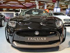 XK RS (xwattez) Tags: auto france car automobile voiture moto salon british jaguar transports toulouse rs xk vhicule anglaise 2013 vision:text=0563 vision:outdoor=0846 vision:car=0942