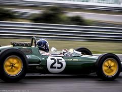 2013 Zandvoort Historic GP: Lotus 25 (8w6thgear) Tags: lotus f1 historic grandprix 25 formula1 zandvoort gp climax 2013 hgpca historicgrandprixcarassociation