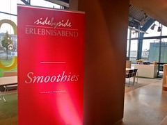 "#mobile #Smoothie #Bar #Catering in der #Design Post #Köln #Schulung für #Gesunde #Ernährung • <a style=""font-size:0.8em;"" href=""http://www.flickr.com/photos/69233503@N08/10991432993/"" target=""_blank"">View on Flickr</a>"