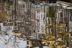 Amsterdam: Bloemgracht. (parnas) Tags: amsterdam canal nederland autumncolors jordaan herfstkleuren gracht bloemgracht