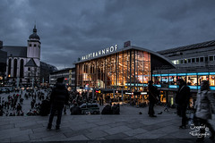 Kerstmarkt in Keulen (Ingrid Fotografie) Tags: weihnachten dom arnhem kln weihnachtsmarkt hauptbahnhof duitsland ingridfotografie arnhemfotografie