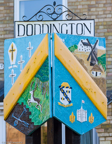 Doddington Village Sign