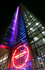 Heron Tower 02 (Katarina 2353) Tags: street city uk trip travel autumn vacation panorama streets london architecture canon buildings photography photo cityscape view unitedkingdom katarinastefanovic katarina2353