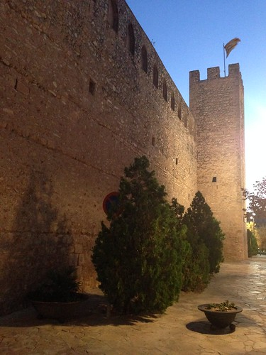 Hospitalet de l'Infant - old fortress