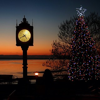 Time Is Ticking Away ~ White Rock, BC