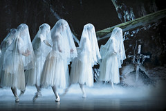 Cast change: Alexander Campbell to dance in <em>Giselle</em> on 2 and 9 February 2018