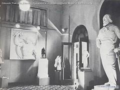Edmondo Prati Sala Edmondo Prati(statua di Giuseppe Garibaldi) Museo di Salto Uruguay