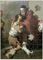 The Return of the Prodigal Son (E Murillo) jigsaw puzzle