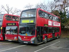 GAL E39 LX06FKO - LDP202 SN51UAR - BX GARAGE - THUR 26TH DEC 2013 (Bexleybus) Tags: bus london garage dennis dart bexleyheath adl bx e39 goahead enviro400 ldp202 sn51uar lx06fko
