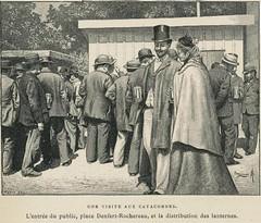 Paris Ignoré 1893.pompes funèbres cimetières,ill n