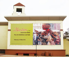 Museum, Masters of the American West at Autry National Center, Banner