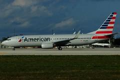 N827NN (Steelhead 2010) Tags: boeing americanairlines b737 b737800 nreg n827nn
