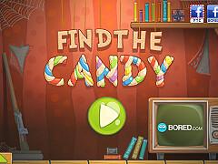 尋找糖果(Find The Candy)