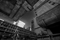 La Couverture (johann walter bantz) Tags: urban paris architecture blackwhite beton contemporain ladefense nikond4 1424mm