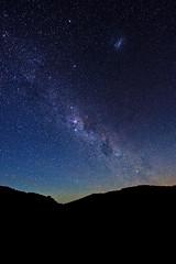 Alpine Sky (Xenedis) Tags: australia charlottepass clouds creek kosciuszkonationalpark landscape mountains nsw newsouthwales night sky snowymountains spencerscreek starfield stars