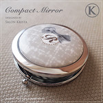 "Tweed Compact Mirror <a style=""margin-left:10px; font-size:0.8em;"" href=""http://www.flickr.com/photos/94066595@N05/13690633713/"" target=""_blank"">@flickr</a>"