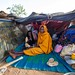 IDP in UNAMID base in Khor Abeche
