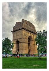 Dehli IND - India Gate Dehli 04