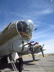 B17-G (viktrav) Tags: newmexico museum b17 boeing santateresa flyingfortress wareaglesmuseum