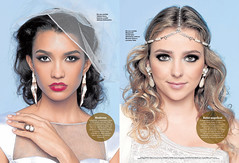 5Especial Noivas - Revista AG (Roger Patrocinio) Tags: wedding cakes girl beauty make fashion hair nikon dress moda jewellery editorial brides casamento bolos vestidos joias noivas d300s
