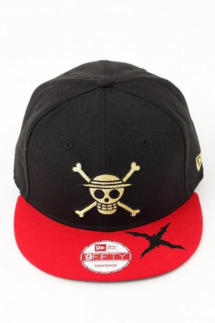 15週年紀念! 海賊王 × NEW ERA 9FIFTY CAP 棒球帽