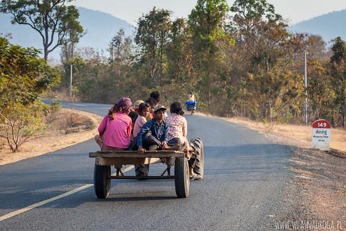 Wiejskie klimaty Kambodży