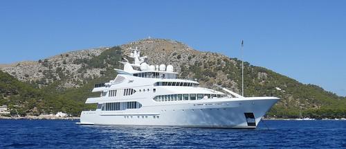 yacht boat expensive mallorca samar
