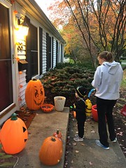 "Paul Going Trick-or-Treating • <a style=""font-size:0.8em;"" href=""http://www.flickr.com/photos/109120354@N07/32731311180/"" target=""_blank"">View on Flickr</a>"