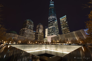 Memorial at Ground Zero