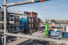 'Built my own house' (glukorizon) Tags: 52weeksof2017 athome bouwterrein coendersbuurt constructionsite delft imadethis nederland scaffold steiger thuis westerkwartier zuidholland