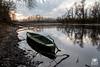 Lanca di Bernate (andrea.prave) Tags: bernate ticino parcodelticino valledelticino river fiume lanca lombardy lombardia nature natura naturaleza boat barca lancia ragondin