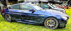 BMW 6 Series Gran Coupe (Millionaire Car Club) Tags: auto car wheel automobile performance automotive bmw brakes m6 carshow brembo caliper bimmerfest