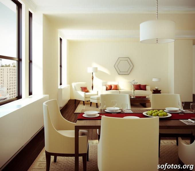 Salas de jantar decoradas (122)